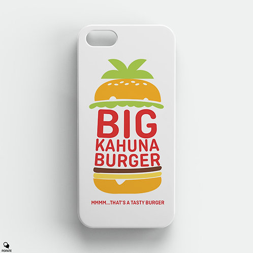 Big Kahuna Burger Alternative iPhone Case from Pulp Fiction
