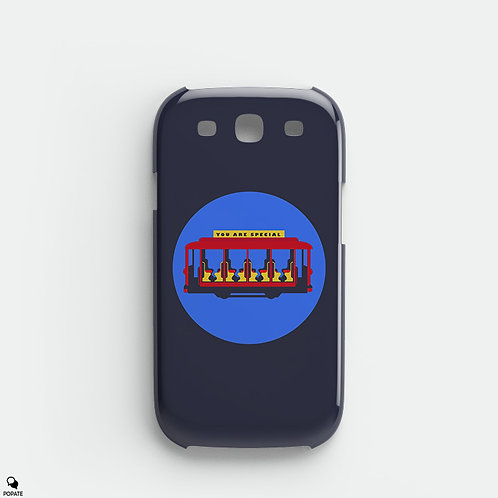 Mister Rogers Alternative Galaxy Phone Case