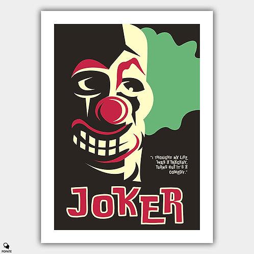 Joker Vintage Poster