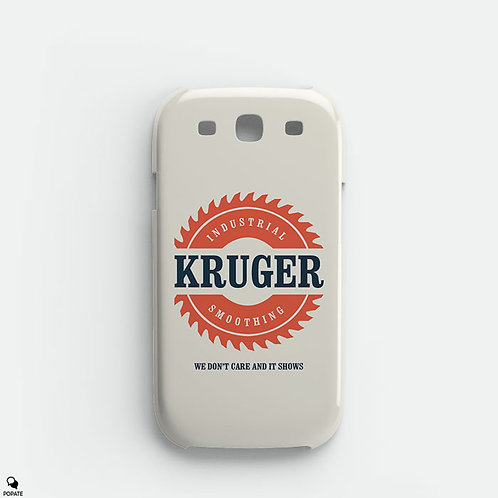 Kruger Industrial Smoothing Galaxy Phone Case from Seinfeld