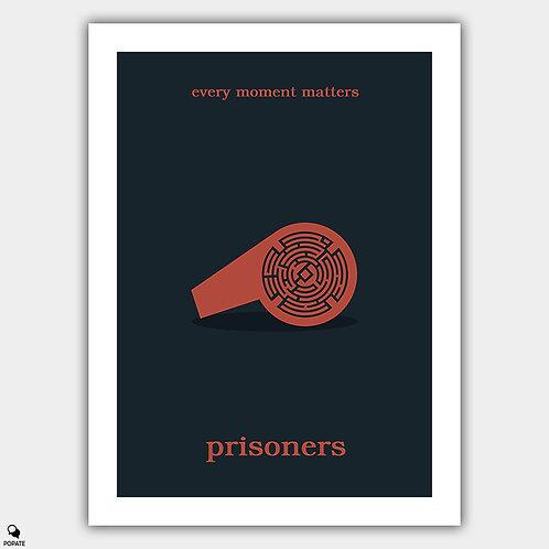 Prisoners Minimalist Poster