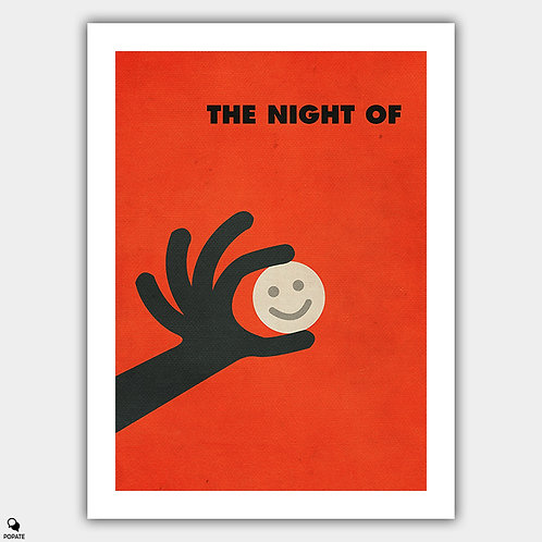 The Night Of Minimalist Poster