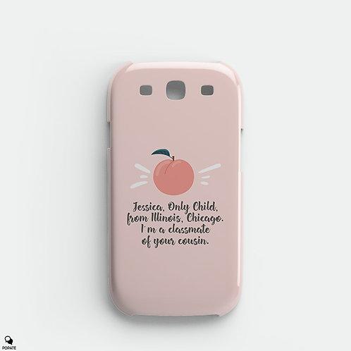 Parasite Alternative Galaxy Phone Case