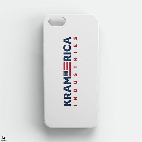 Kramerica Industries Alternative iPhone Case from Seinfeld