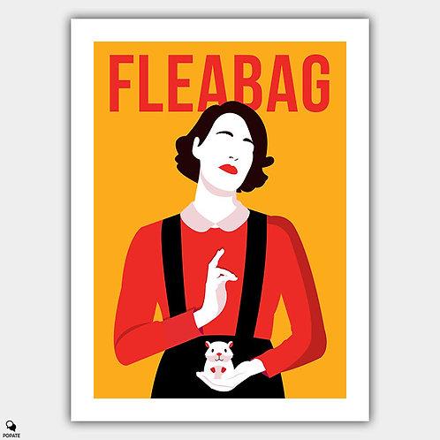 Fleabag Minimalist Poster - Madonna
