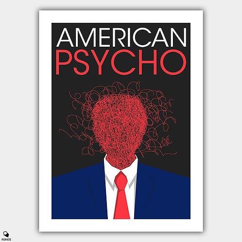 American Psycho Alternative Poster - I'm Not There