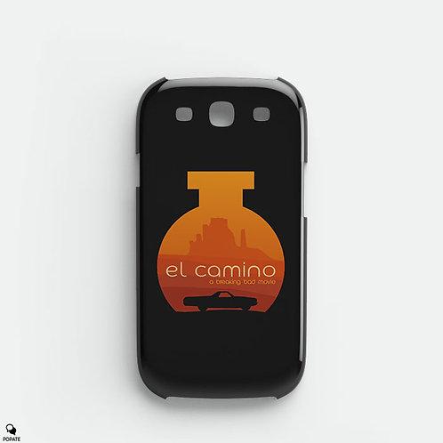 El Camino A Breaking Bad Movie Alternative Galaxy Phone Case