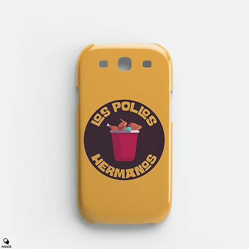 Los Pollos Hermanos Alternative Galaxy Phone Case from Breaking Bad