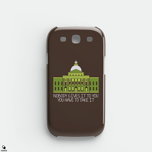 The Departed Alternative Galaxy Phone Case - Statehouse