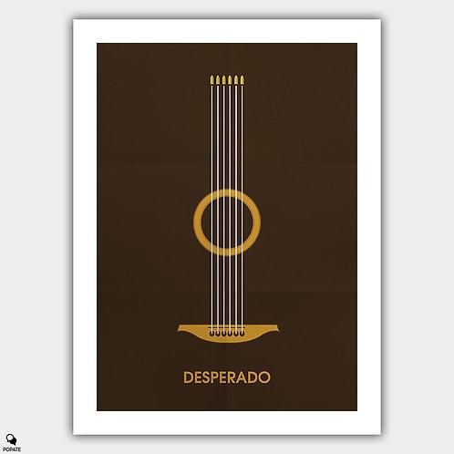 Desperado Minimalist Poster