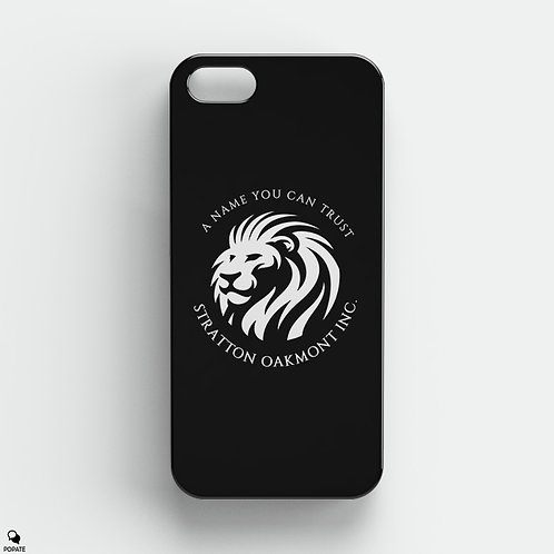Stratton Oakmont Alternative iPhone Case from The Wolf Of Wall Street