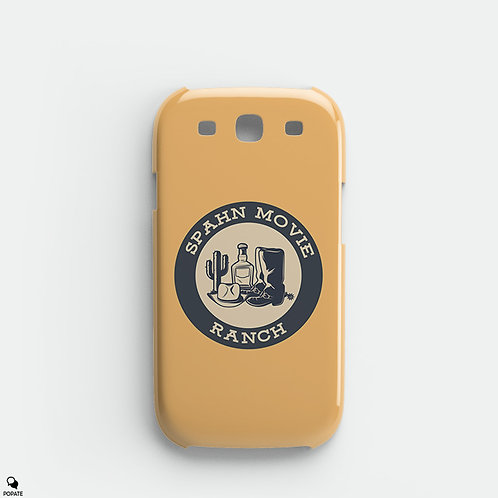 Spahn Ranch Alt Galaxy Phone Case from Once Upon A Time in Hollywood