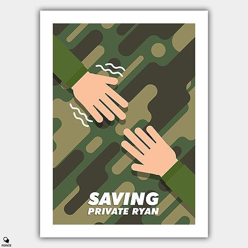 Saving Private Ryan Alternative Poster