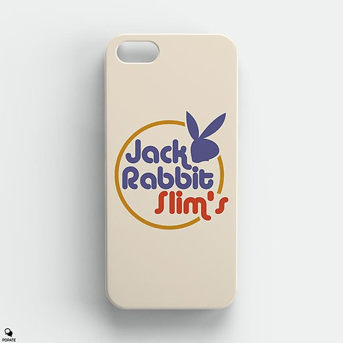 Jack Rabbit Slim's Vintage iPhone Case from Pulp Fiction