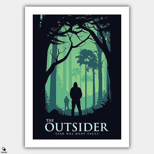 The Outsider Alternative Poster