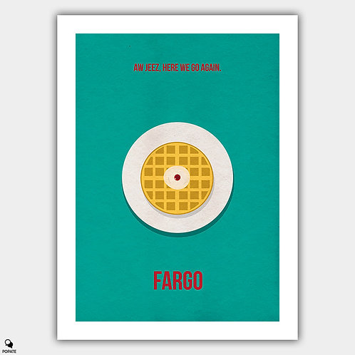 Fargo Season 2 Minimalist Poster