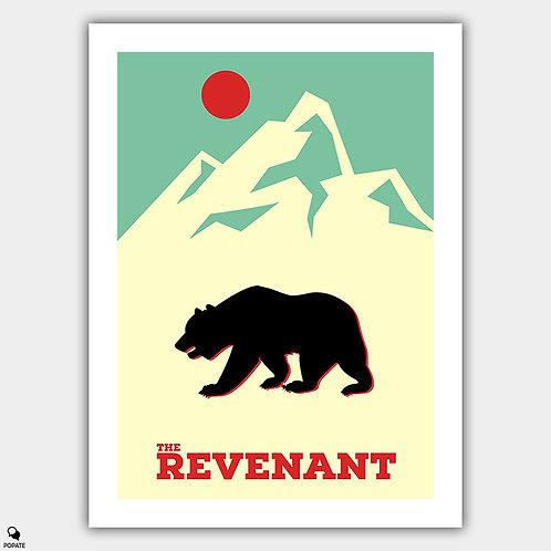 The Revenant Vintage Poster