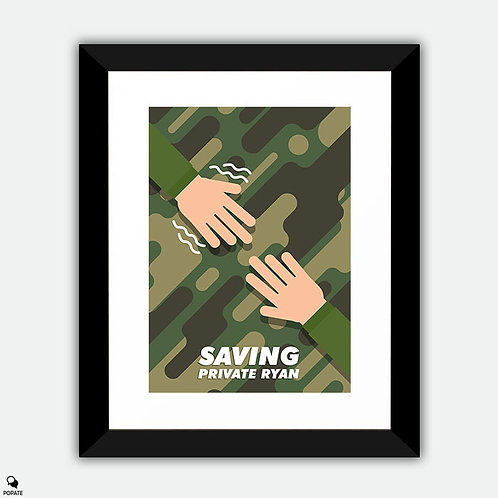 Saving Private Ryan Alternative Framed Print