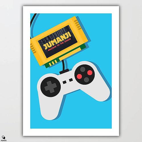 Jumanji: Welcome To The Jungle Alternative Poster