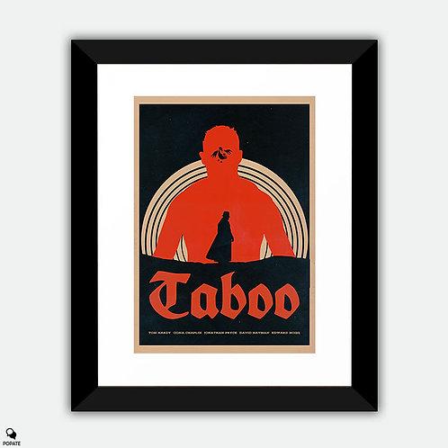 Taboo Alternative Framed Print
