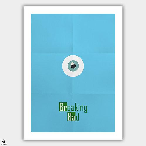Breaking Bad Minimalist Vector Poster