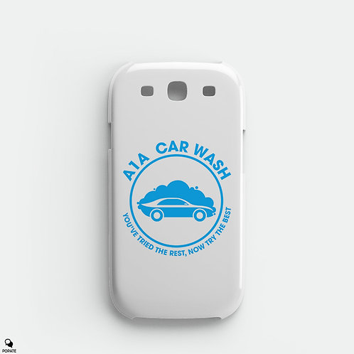 A1A Car Wash Alternative Galaxy Phone Case from Breaking Bad