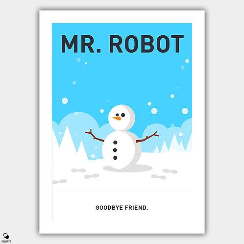 Mr. Robot Alternative Poster - Kevin McCallister