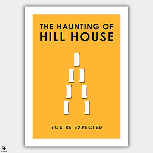 The Haunting of Hill House Minimalist Poster