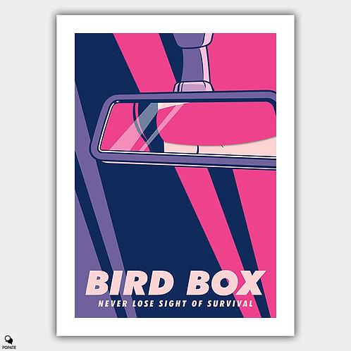 Birdbox Alternative Poster - Drive Blindfolded