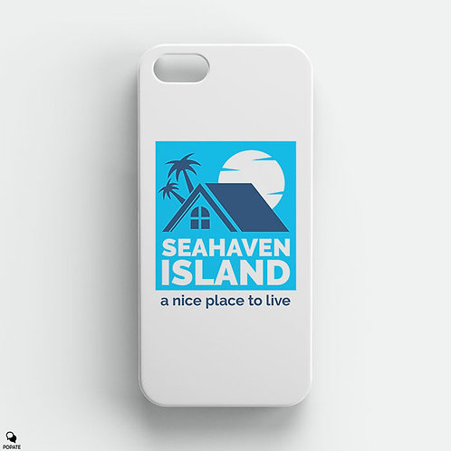 Seahaven Island iPhone Case from The Truman Show