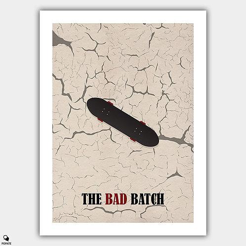 The Bad Batch Alternative Poster