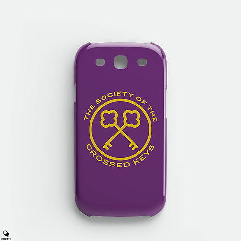 The Society of the Crossed Keys Alt Galaxy Case from The Grand Budapest Hotel