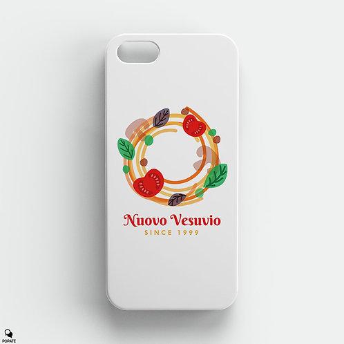 Nuovo Vesuvio Alternative iPhone Case from The Sopranos