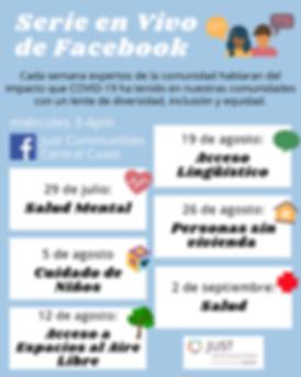 Facebook Live Series Full Calendar Sp.pn
