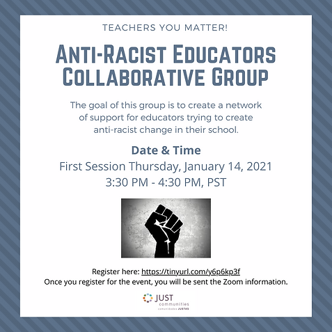 Anti-Racist Educators Collaborative Grou