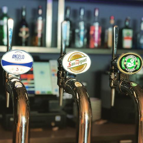 Season draught beer - Bar fonts