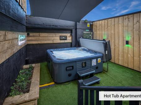 Spa away - Hot tub ahoy ?