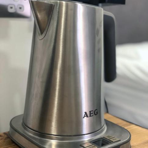 Digital kettle