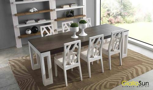 Tavolo Allungabile Giallo : Giallo sun tavoli e sedie