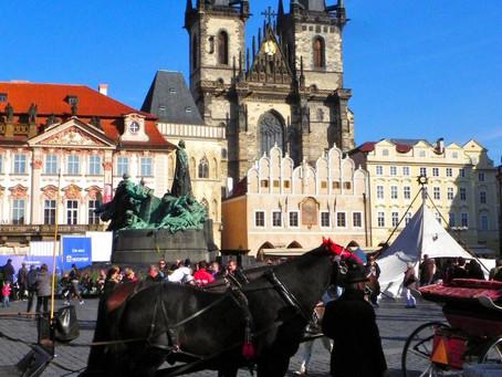 Prague - The City of One Hundred Spires