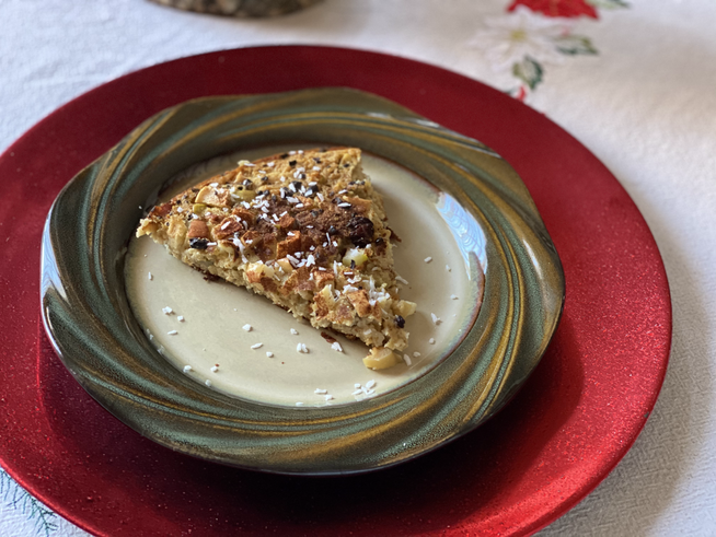 Receta - Pan de Manzana