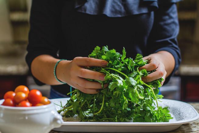 4 Pasos para Mejorar tu Alimentación en Casa.