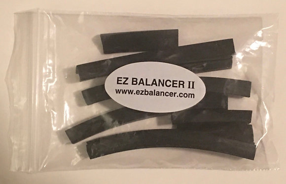 EZ Balancer II Rubber Cradle Guard Replacement Set of 8