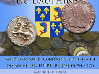 Grenoble 2015 : Doublet gagnat ! Conférence le samedi et Bourse le dimanche !