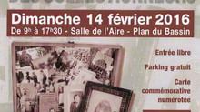 Frontignan, ce dimanche 14 février se tiendra la 20ème édition de la bourse toutes collections : les