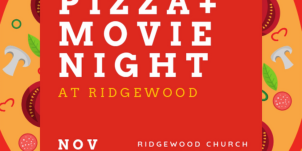 Family Pizza and Movie Night