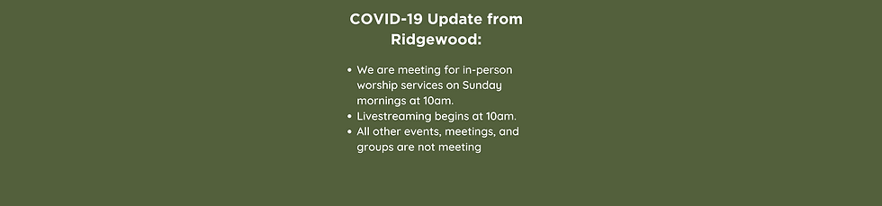 Copy of COVID-19 Update from Ridgewood_