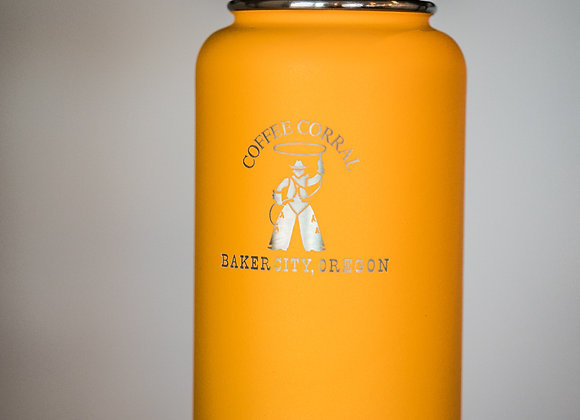 Hydroflask - 32oz wide mouth with lid