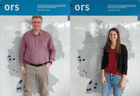 ORS neu in Rheinland-Pfalz: Eröffnung AfA Hermeskeil & AfA Kusel