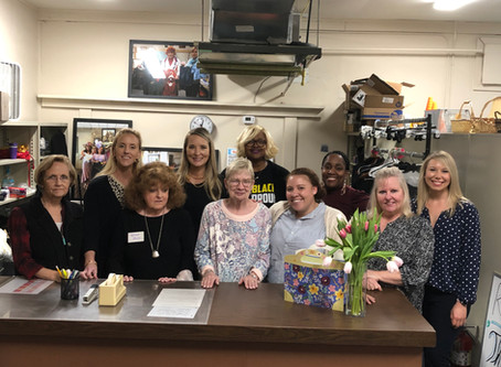 February Volunteers of the Month